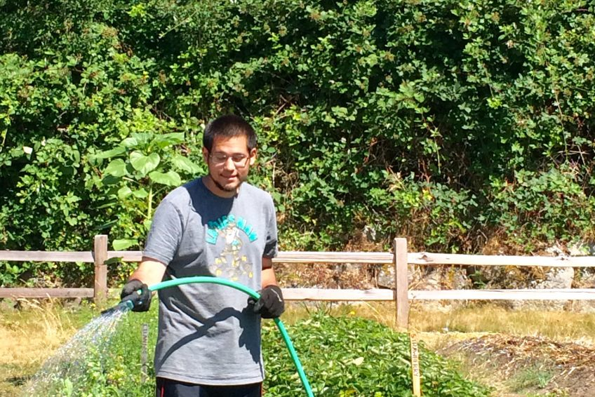Highline College King Conservation District Community Agriculture